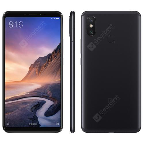 Xiaomi Mi Max 3 - 4/64 GB - Banda 20 - Global Version - Caricatore Europeo