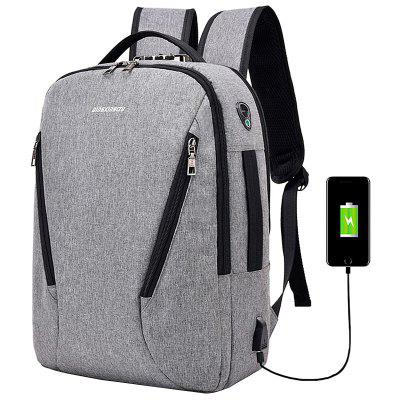 Outdoor Big Capacity USB Charging Backpack