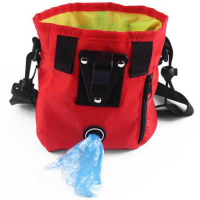 Outdoor Portable 2 - in - 1 Foldable Dog Bag