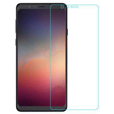 Naxtop Tempered Glass Screen Protector for Samsung Galaxy A8 Star / A9 Star 2pcs