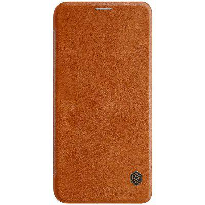 NILLKIN Stylish PU Leather Phone Case for Xiaomi A2 Lite