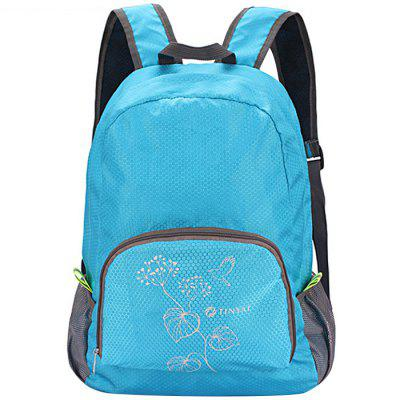 Stylish Breathable Ultralight Foldable Outdoor Backpack