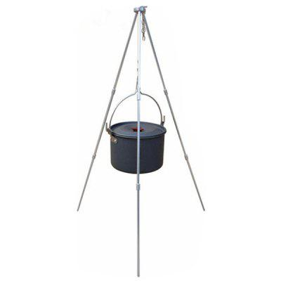 Portable Outdoor Hanging Pot Hook Tripod