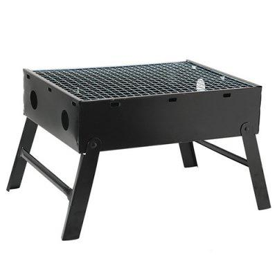 Folding Barbecue Grill Portable Charcoal Stove