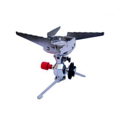 Outdoor Camping Stove Burner Windproof Gas Mouth