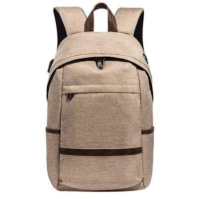 DC.meilun USB Outdoor Anti-theft Backpack