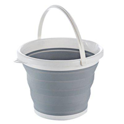 Multi Purpose Foldable Bucket Silicone Collapsible Bucket