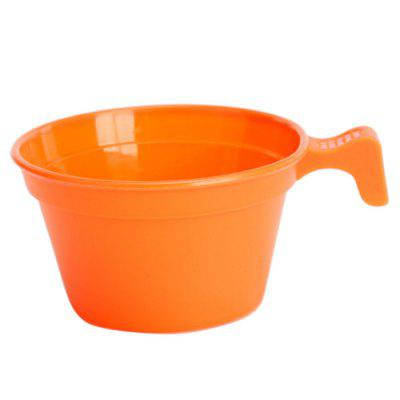 ALOCS Outdoor Food Grade Foldable Camping Cup