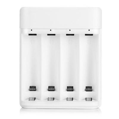 ZMI Four slot Batterie Charger from Xiaomi Youpin MILK