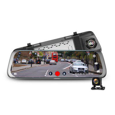 Junsun A910 10 inch HD 1080P DVR Rearview Mirrors