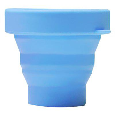 Collapsible Silicone Water Cup Portable Coffee Mug portable manual coffee maker handheld espresso coffee machine