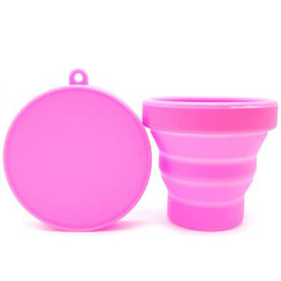 Collapsible Silicone Water Cup Portable Coffee Mug collapsible silicone water cup portable coffee mug