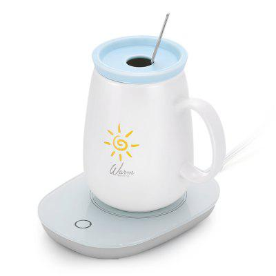 500ml 55 Deg.C Ceramic Heating Mug