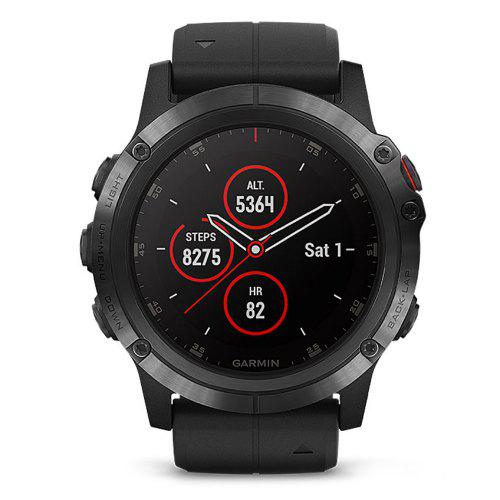 GARMIN Fenix 5X Plus Sapphire Mirror Sports Smartwatch