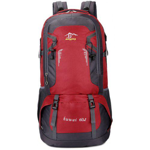 b7b5c2a1cfc0 Backpacks. 1709 60L Capacity Wear Resistance Multi-function Mountaineering  Bag for Outdoor Travel
