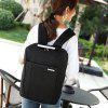 Canvas Casual Man Backpack - NIGHT
