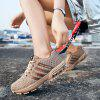 Breathable Running Spring Autumn Sports Shoes for Man - BEIGE