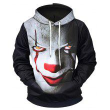 9e3021a2c8ee Fashion 3D Hoodies for Men with Vampire Pattern