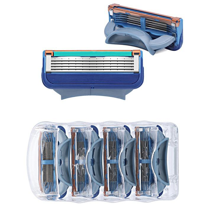 Replaceable Shaver Head for Razors 4pcs