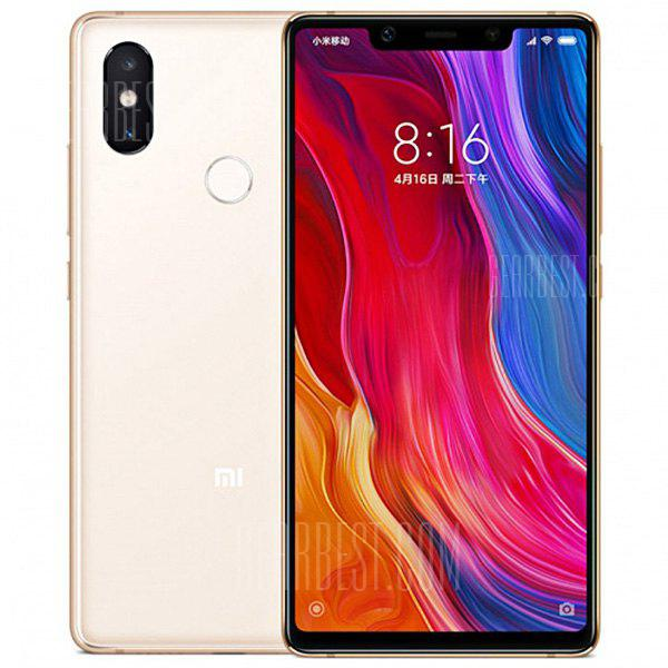 """Xiaomi Mi 8 SE 4G Phablet English and Chinese Version - SeaShell"""
