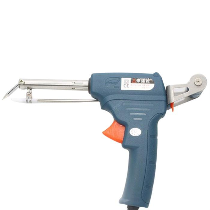 NL - 106A Manual Soldering Gun - Peacock Blue 110V