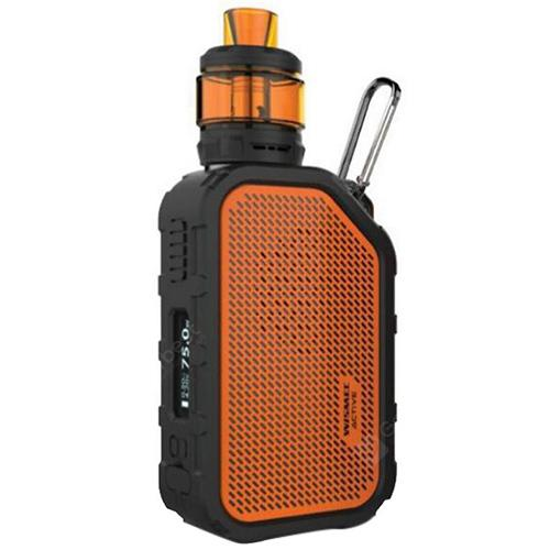 WISMEC Active Bluetooth Music TC Kit - ORANGE