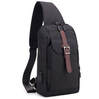 Fashion Polyester Chest Bag