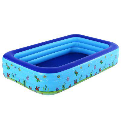 Large Size Thick PVC Inflatable Pool
