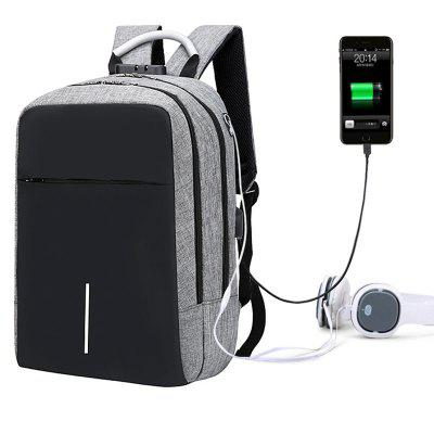 Creative Multifunctional Anti-theft Backpack for Outdoor