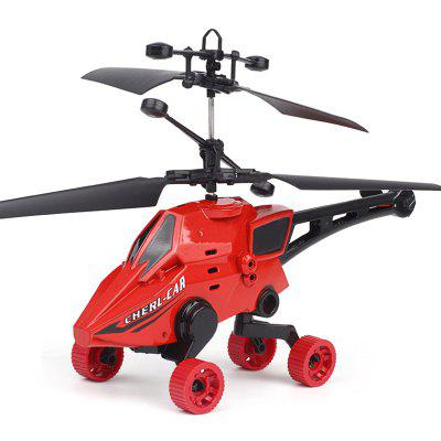 CX108 Remote Control Aircraft Car Helicopter Model metal aircraft