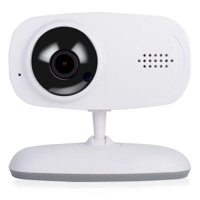 Quelima G60 WiFi Video Doorbell HD Baby Monitor Security IP Camera