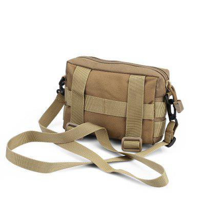 Gearbest Gocomma Tactical Waist Bag EDC Pouch for Molle System 1000D Water-resistant Nylon
