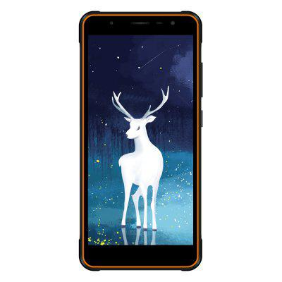 Poptel P10 4G Phablet - ORANGE (4+64Go IP68) avec B20