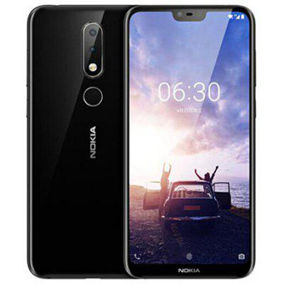NOKIA X6 Smartphone International Version Image