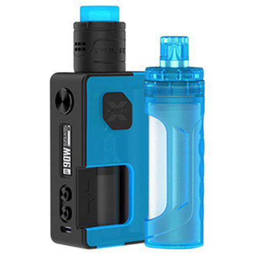 Vandy Vape Pulse X 90W Squonk Kit for E Cigarette - DAY SKY BLUE