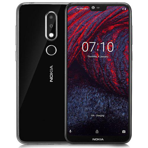 Nokia X6 4G Smartphone Versione Internationale 4GB RAM 64GB ROM