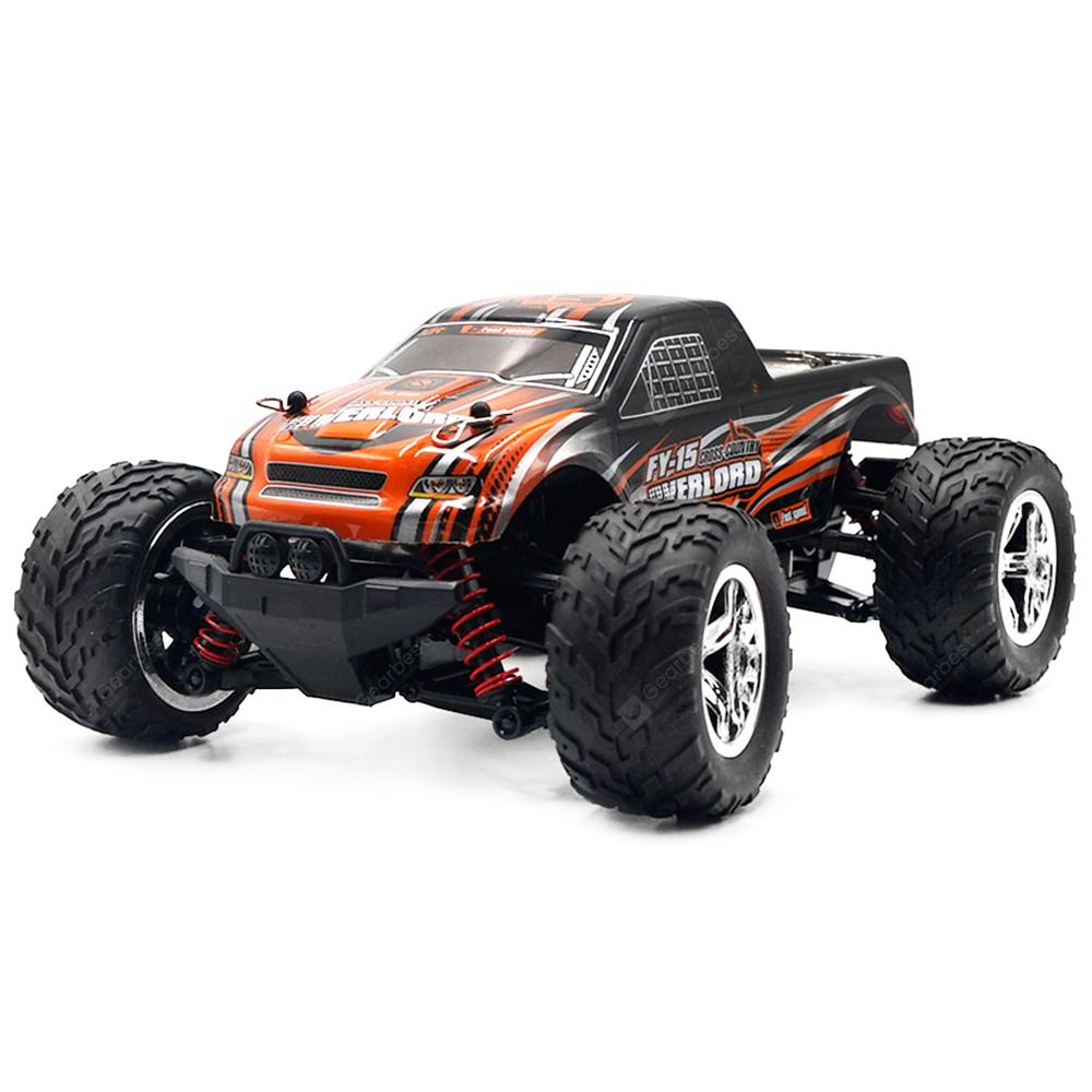 Monster Off-Road Ամենագնաց Toy - ORANGE Feiyue FY15 1 / 20 RC Car RTR 2.4G 4WD 25km / h