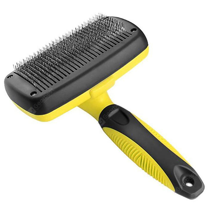 Comfortable Pet Hair Removal Comb Brush for Cat Dog