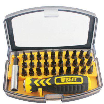 BESBEST 2166C Multifunctional Portable Screwdriver Set