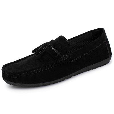 Scarpe casual maschili Fashion Loafer Flat Wearable Seude