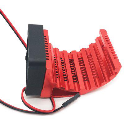 CNC 42mm Heat Sink with Cooling Fan