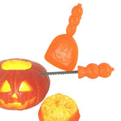 Halloween Pumpkin Carving Tool Set