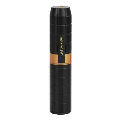 Omeka MSM Stacked Hybrid Mechanical Mod - BLACK