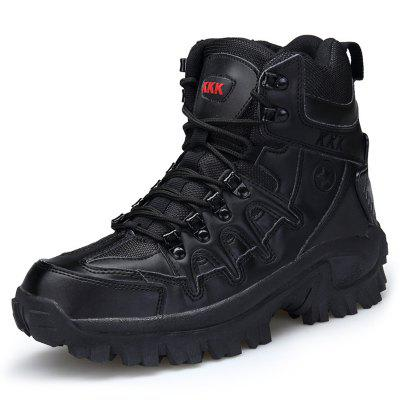 Suede Outdoor Sports Boots for Men