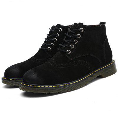Fashionable Casual Boots for Men