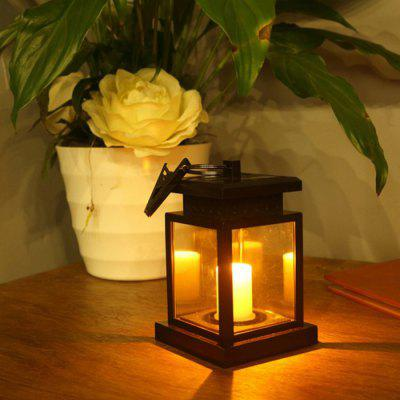 DD001 European Candle Solar Power Light