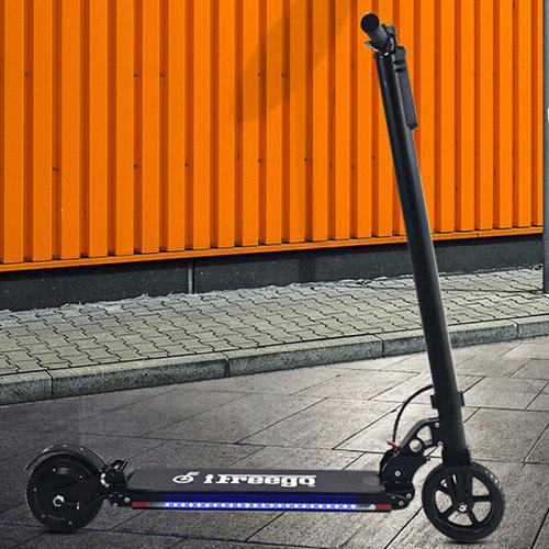 Freego ES - 06X Shockproof Folding Electric Scooter 6.6Ah Battery