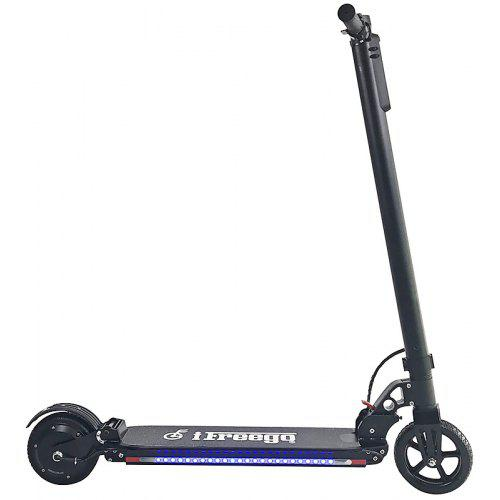 Freego ES-06X Shockproof Lipat Electric Scooter 6.6Ah Battery