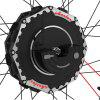 YUNZHILUN 24V - X iMortor 2.0 700C Electric Front Bicycle Wheel - BLACK