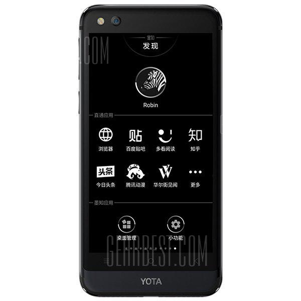 Yota YotaPhone 3 5.5 inch 4G Phablet English and Chinese Version